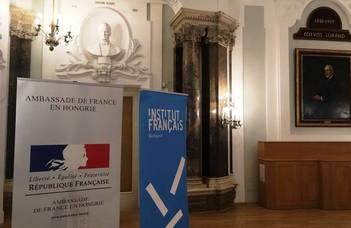 Francia perbeszédverseny az ÁJK-n (Jurátus)