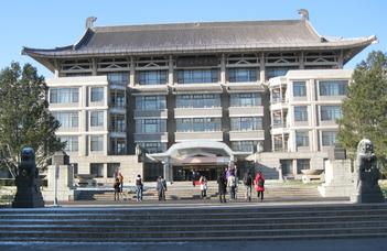 Szakjogász és PhD-képzési ösztöndíjak Pekingben
