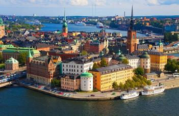 Stockholm University summer programme 2021