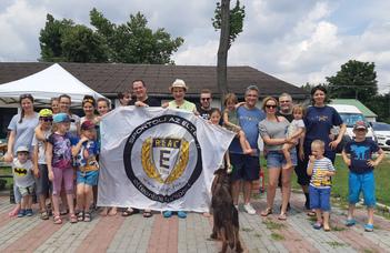 ELTE ÁJK Mentorprogram családi sportnap
