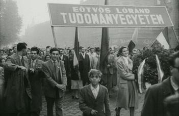 A Magyar Állam- és Jogtörténeti Tanszék Tudományos Diákkörének rendezvénye