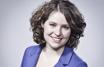 Sulyok Kataliné a Danubius Young Scientist Award