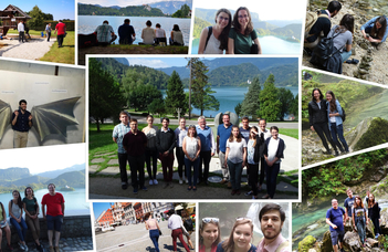 Szlovéniai kutatóúton vett részt a Közigazgatási Jogi TDK