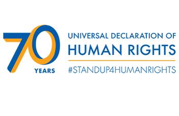 70 éves az Emberi Jogok Egyetemes Nyilatkozata –pályázat