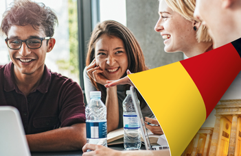 Online information session about scholarships in Germany