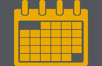 Tájékoztató doktori képzésre vonatkozó határidőkről