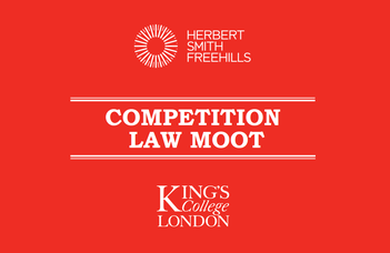 Hallgatóink sikere a Herbert Smith Freehills Competition Moot-on