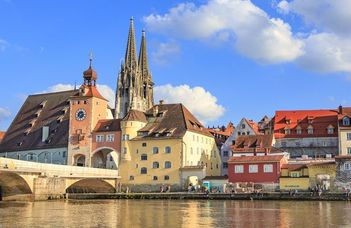 "2 year ""Master in European Studies"" in English at the University of Regensburg"