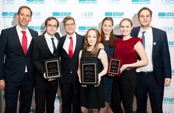 ELTE-s világsiker a washingtoni perbeszédversenyen