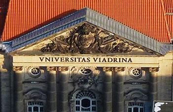 Summer University programs of Vidrina European University in Frankfurt Oder