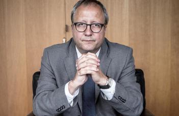 Díszdoktori interjú: Prof. Andreas Voßkuhle