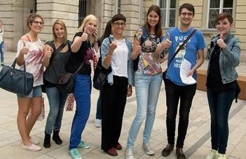 Eötvös Loránd University is looking for International Student Ambassadors