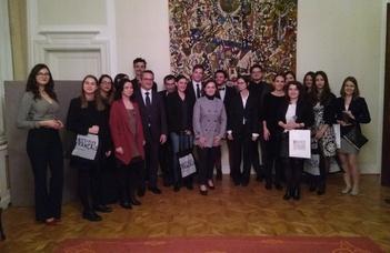 Harmadik regionális francia nyelvű perbeszédmondó verseny