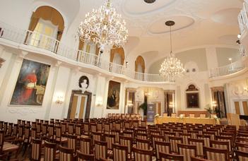 Az ELTE Állam- és Jogtudományi Kar 352. tanévének ünnepélyes megnyitója.