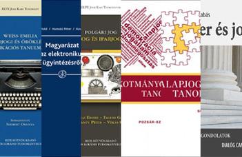 ELTE Jogi Kari könyvbemutató