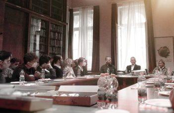 A Baker & McKenzie Ügyvédi Iroda részvételével folytatódott az ELTE Lunch Talk sorozata