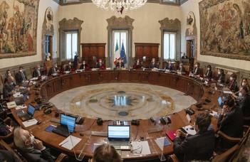 Kompromisszumok tartják össze az új olasz kormányt (InfoRádió)